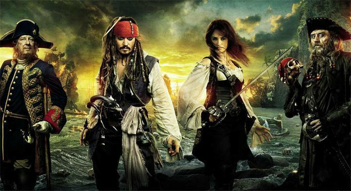 海盗挑战100层