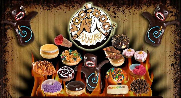找出坏甜甜圈